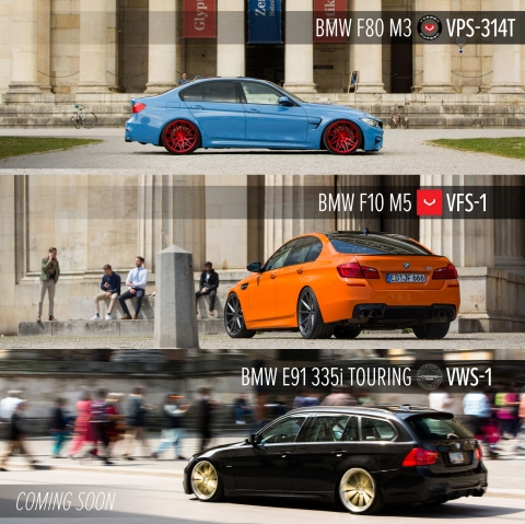 BMW Vossen