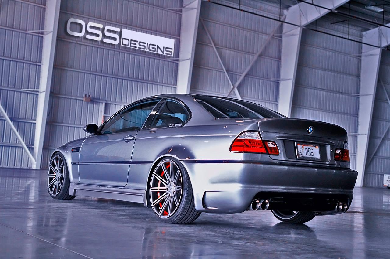 BMW Vossen CV4